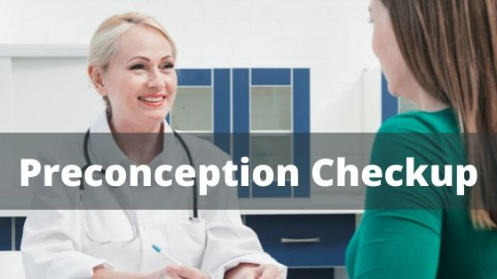 Preconception Checkup